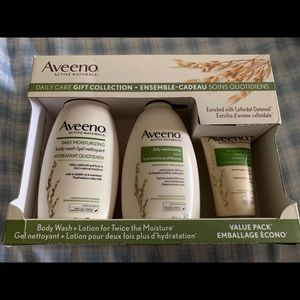 New Aveeno gift box